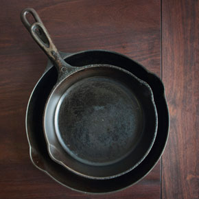 Cast Iron: Follow-up